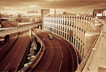 Central motorway, Newcastle