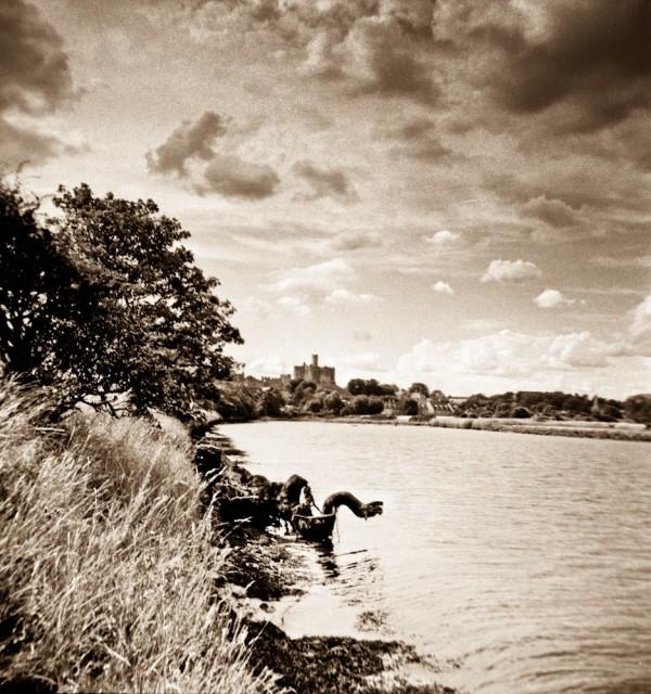 River Coquet near Warkworth