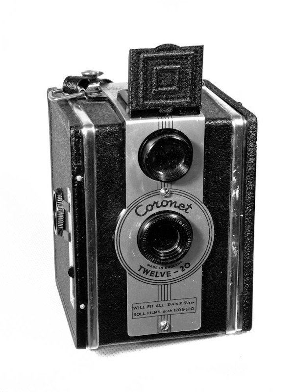 Coronet front view