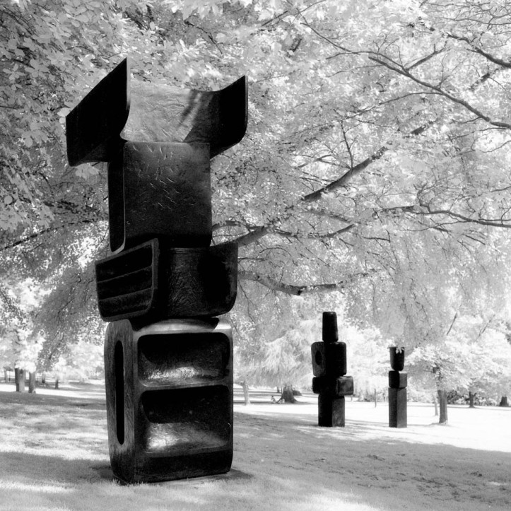 The Family of Man by Barbara Hepworth