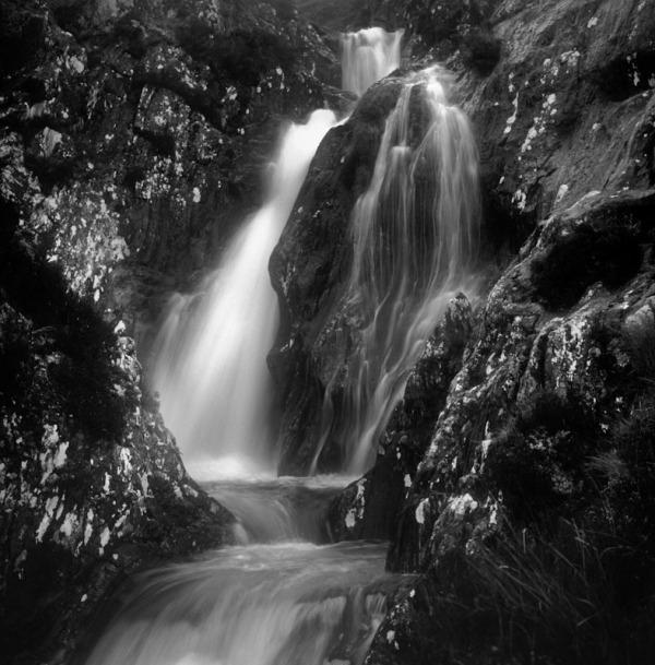 2011-11-13, Yashicamat, Velvia 50, Loch Affric 3