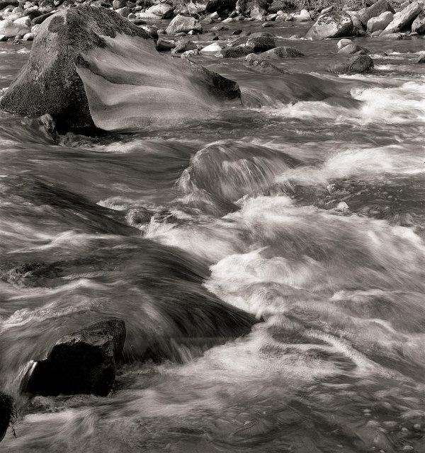 The River Allen, Northumberland - Mamiya RZ67, Kodak TMax 100, Manfrotto 075 tripod