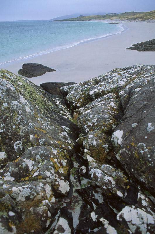 Beach on Eriskay