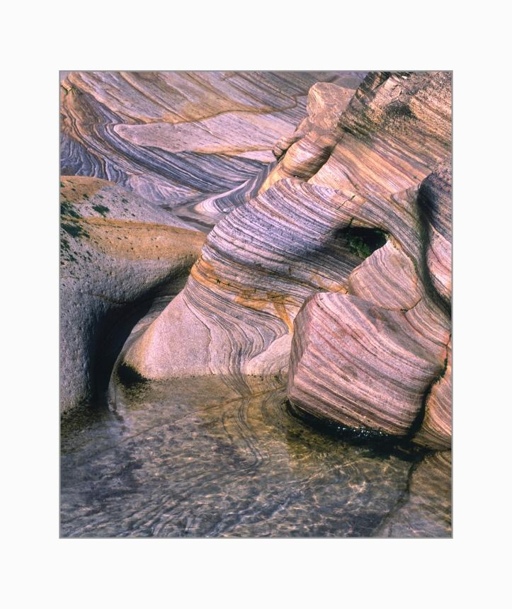 RZ67, Velvia 50, Spittal Rocks, 5-border