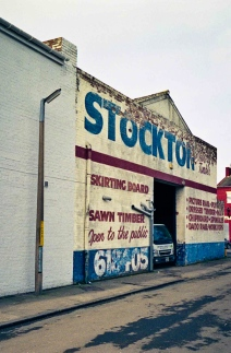 Stockton timber, Kodak ColorPlus 200 film