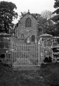 Kirkheaton, Northumberland. Rollei RPX100 film dev'd in Rodinal