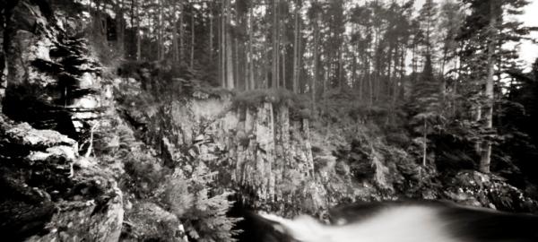 Pattack Falls pinhole