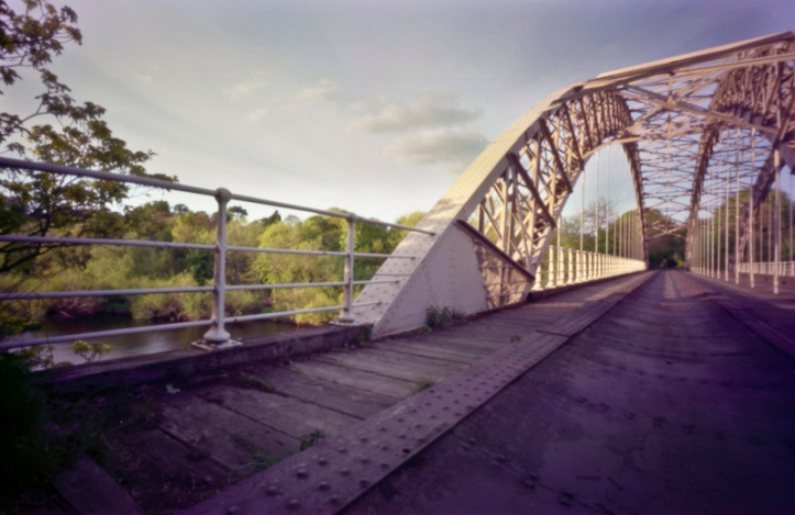 Hagg Bank Bridge, Wylam