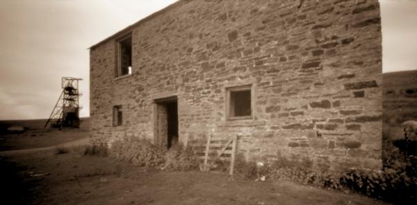 Grove Rake mine pinhole 6