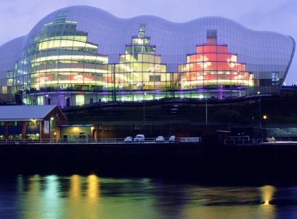 The Sage, Gateshead, December 2009